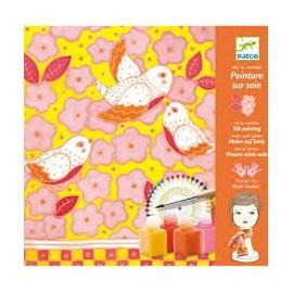 DJECO - Silk Painting DJ09853