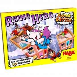 HABA - Rhino Hero Super