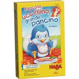HABA - PICCOLO UCCELLINO, GRANDE PANCINO