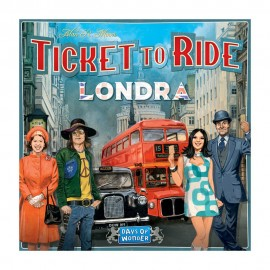 ASMODEE - TICKET TO RIDE LONDRA