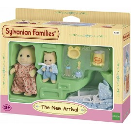 SYLVANIAN FAMILIES - THE NEW ARRIVAL 4333