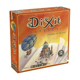ASMODEE - DIXIT ODISSEY