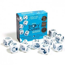 ASMODEE - STORY CUBES ACTYONS